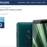 Xperia XZ3のカメラ酷評!iPhone 7や4年前のGalaxy S6に負けるスコア「79」で43位に